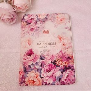 Floral iPad Cover Adjust Stand iPad 9.7 2018/2017